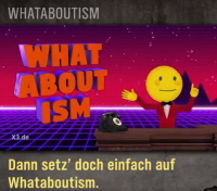 Whataboutism Extra3